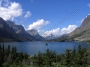 St Mary Lake - Glacier National Park