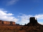 The Left Mitten - Monument Valley