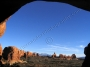 The Windows From Double Arch - Arches National Park